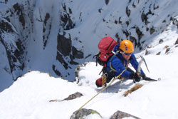 Introduction to Winter Climbing